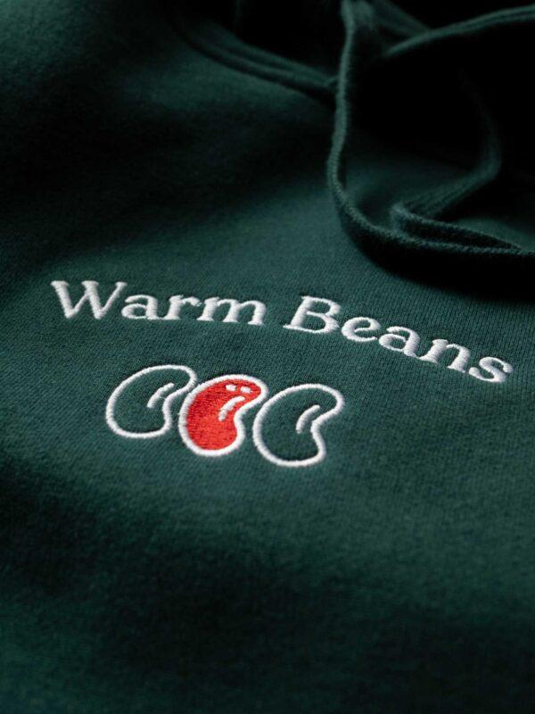 Warm Beans Pine Society Hoodie