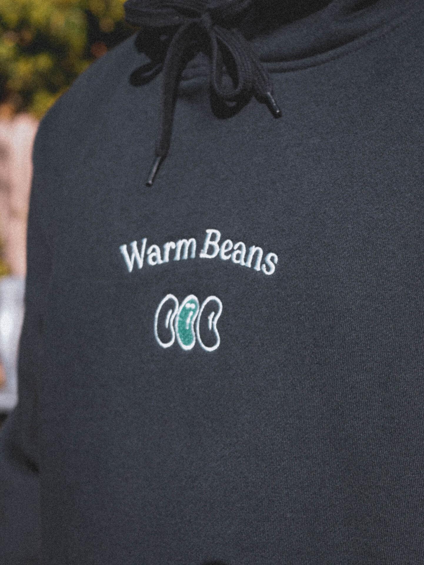 Warm Beans Ocean Society Hoodie