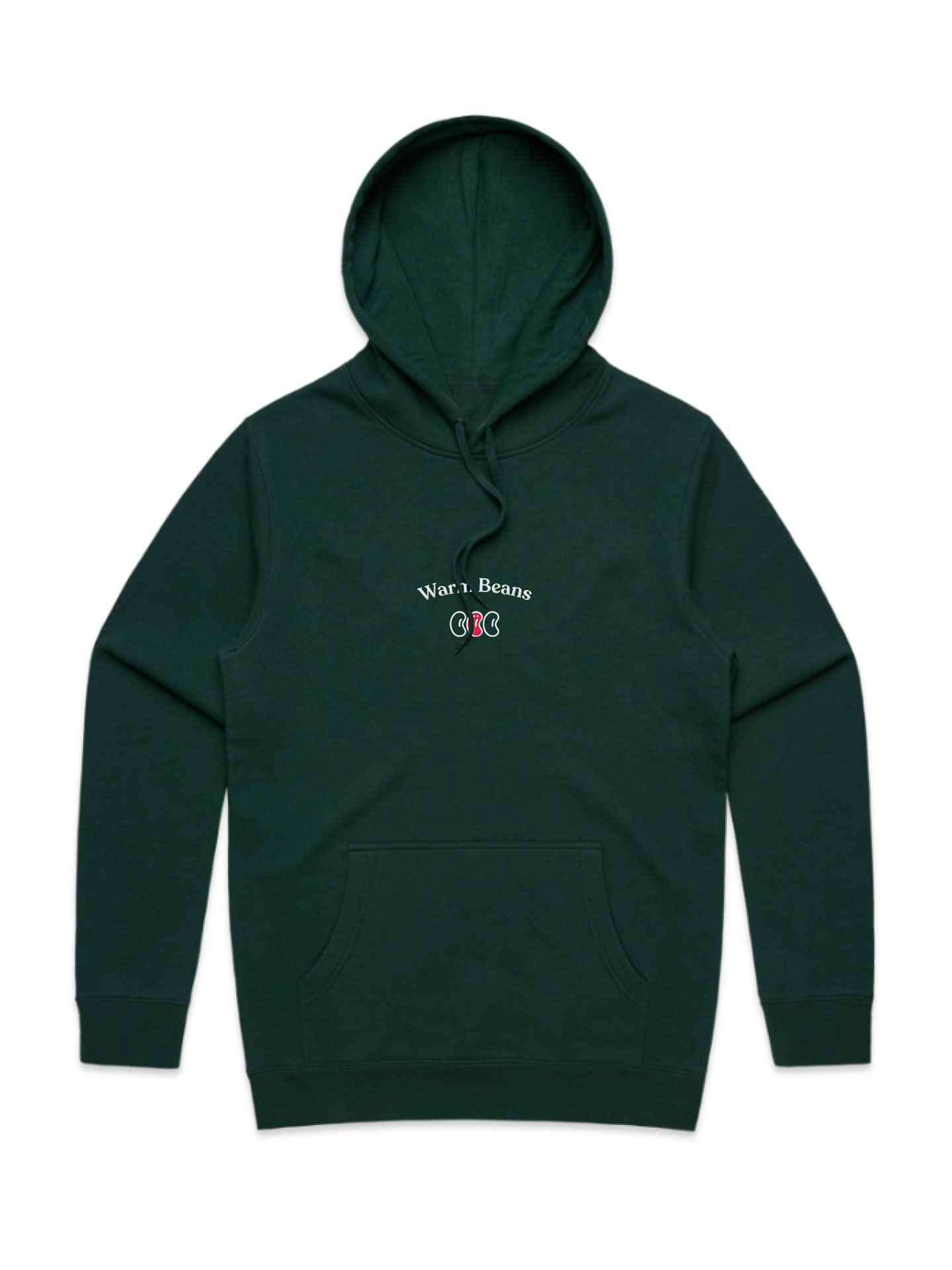 Warm Beans Pine Society Hoodie