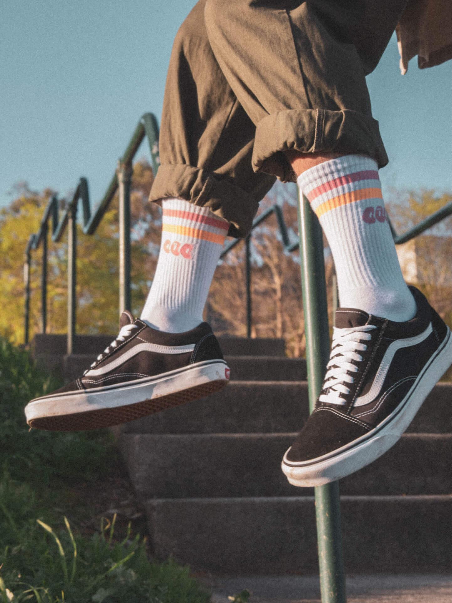 Warm Beans Socks