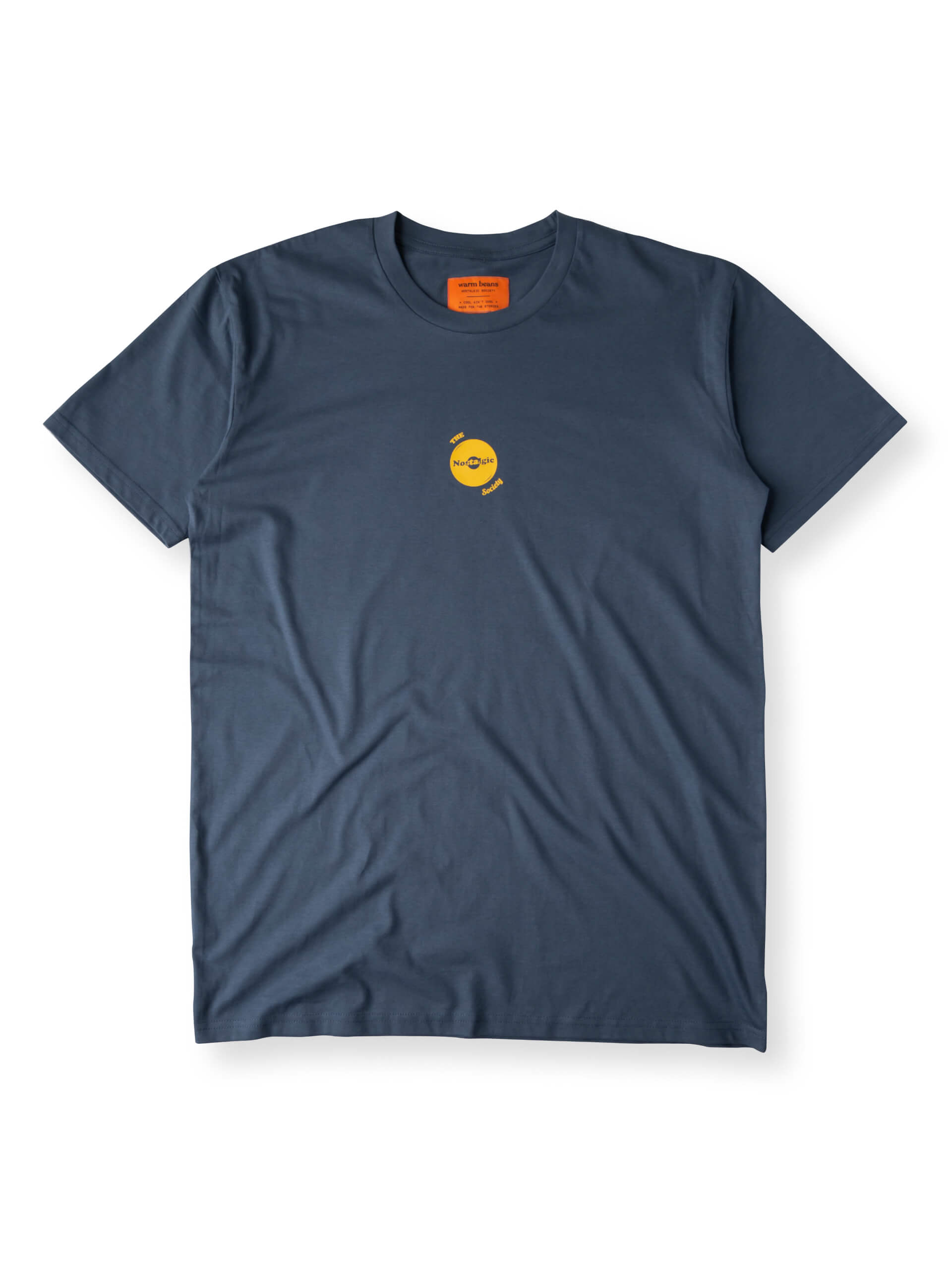 Warm Beans Record Tee